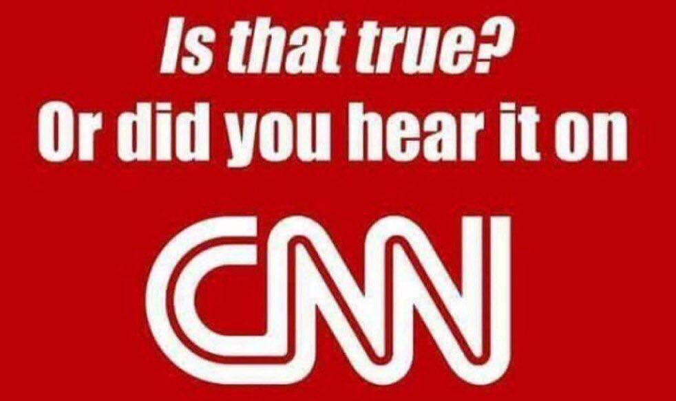 Image result for cnn distrusted name in news